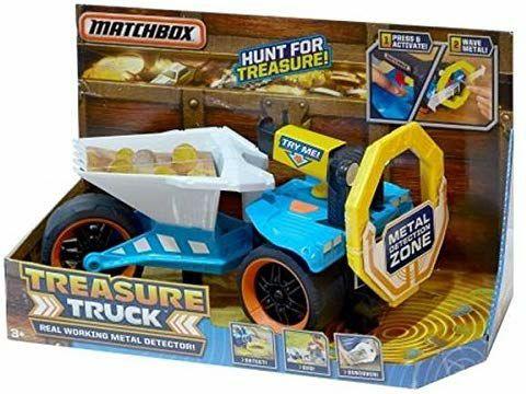 Mattel camión DJH50