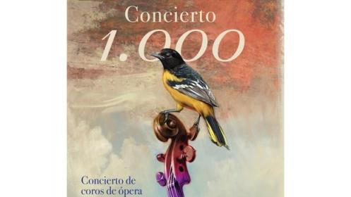 Concierto 1000 Juventudes Musicales Granada, 21 diciembre