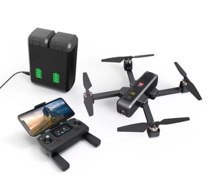 Dron MJX B4W con Cámara 4K HD
