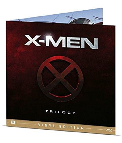 X-Men - La Trilogia (Edición Vinilo - Italia - Blu Ray)