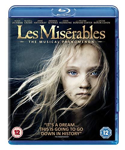 Les Miserables [Edizione: Regno Unito] [Italia] [Blu-ray]