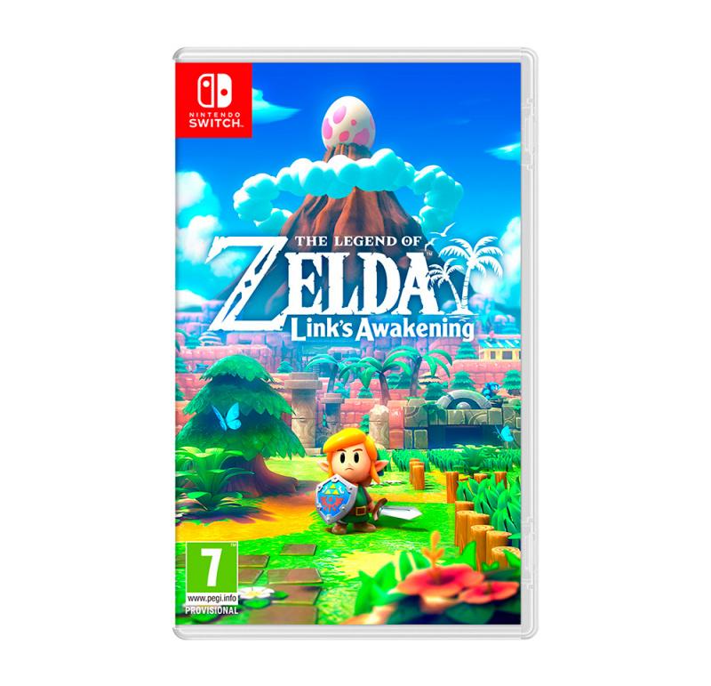 Zelda link's awakening para nintendo switch