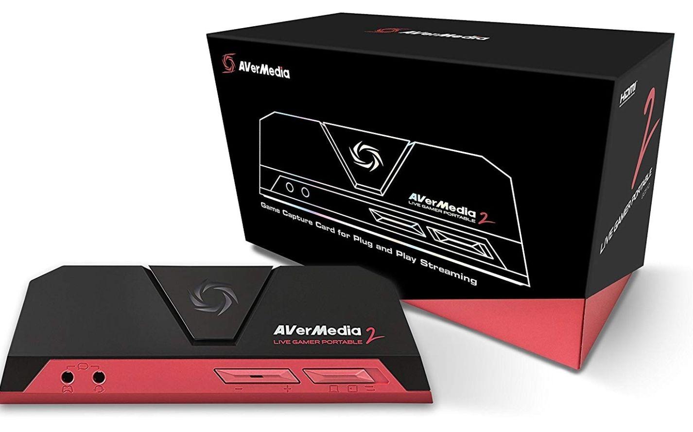 AVerMedia Live Gamer Portable 2 - GC510