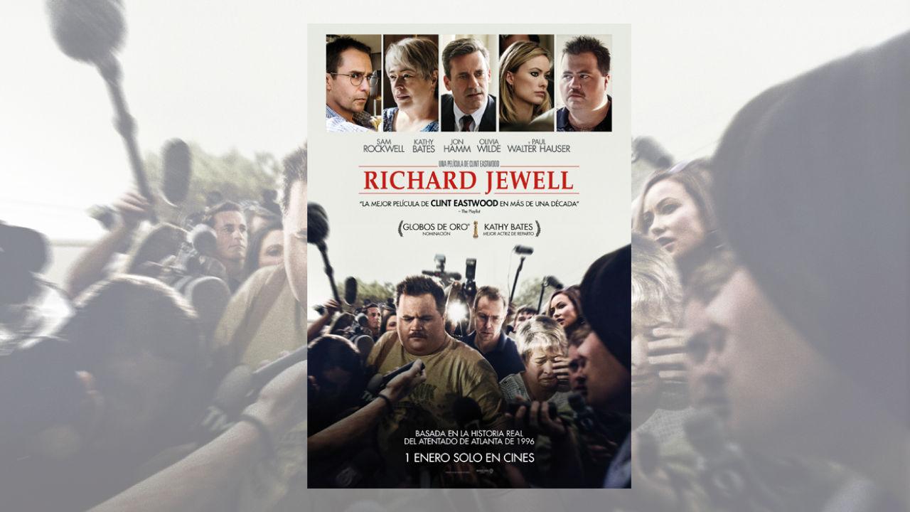 Preestreno de la pelicula Richard Jewell de Clint Eastwood GRATIS