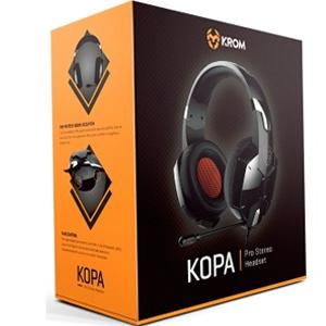 Auricular gaming con micrófono Krom (AlCampo)