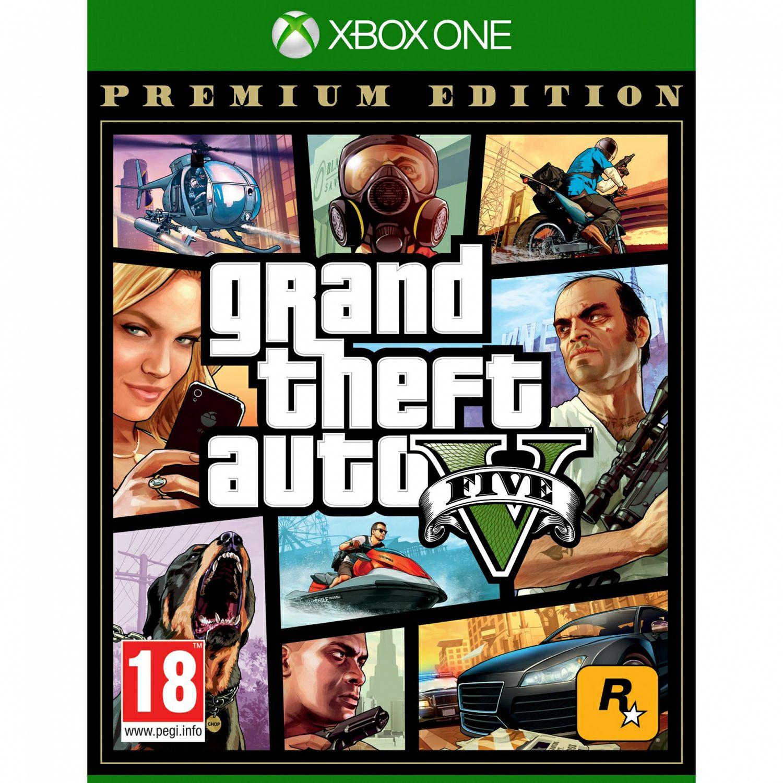 GTA V Premium Edition Xbox One
