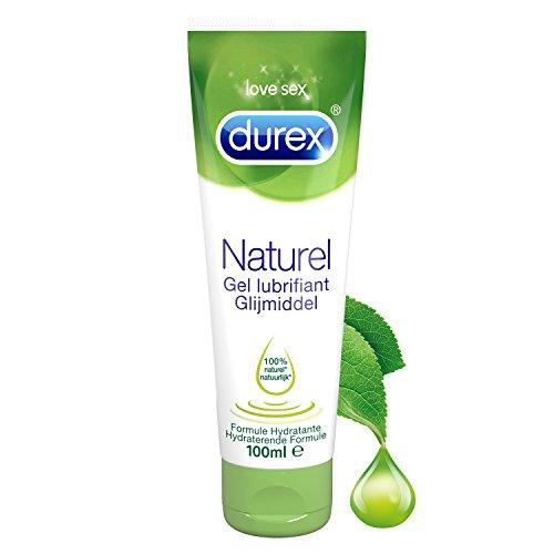 Durex Naturel Essentials - Gel lubricante, 100 ml