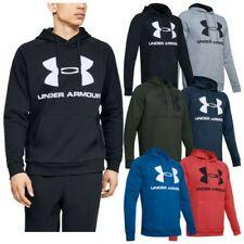 (VARIOS COLORES Y TALLAS) - Under Armour Rival Fleece Sportstyle Logo Hoodie Sudadera para Hombre