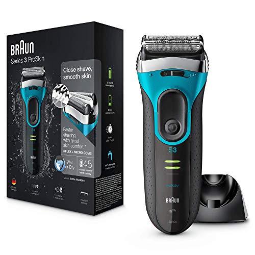 Afeitadora eléctrica Braun Series 3 ProSkin 3080 s