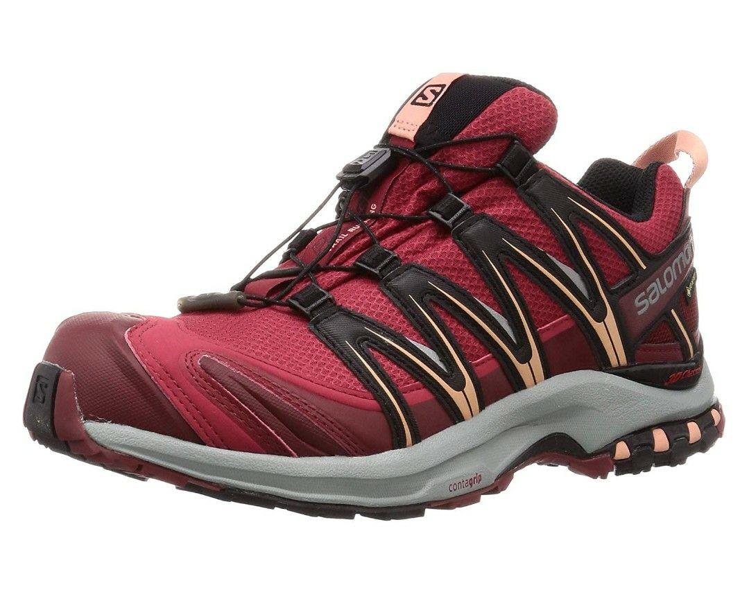 SALOMON XA Pro 3D GTX W 42 EU trail running mujer