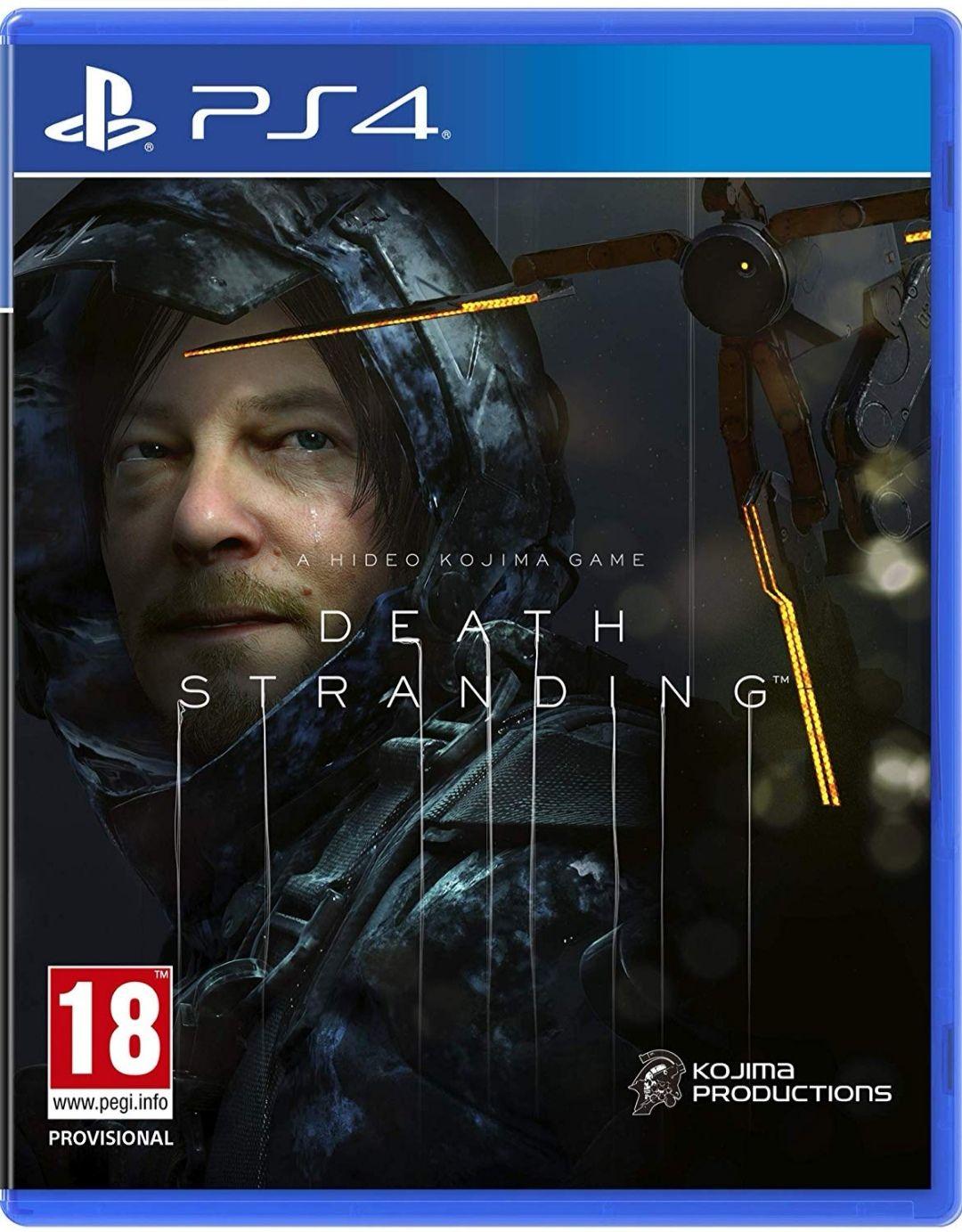 Death Stranding - Edición Estandar. PS4