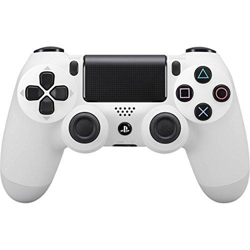 Sony - Dualshock 4 V2 Mando Inalámbrico Color Blanco o color Negro (Descripción)