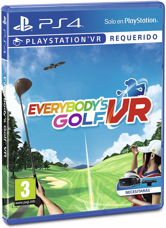 Everibodys golf VR
