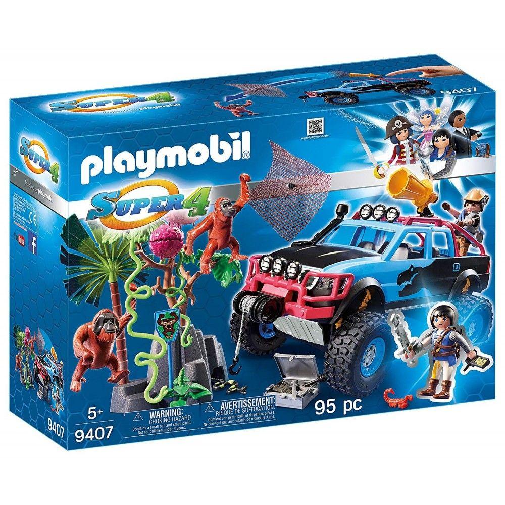 Playmobil Monster Truck VUELVE A PRECIO MINIMO