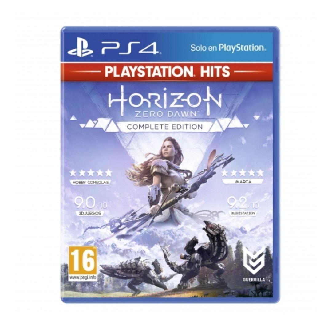 Horizon Zero Dawn Edición Completa Hits para PS4 (Recogida Gratis)