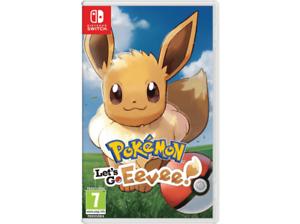 Pokemon let's go eevee(Solo Islas Canarias)