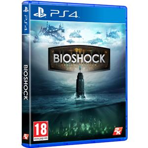 BioShock: The Collection (PS4, Físico, AlCampo)