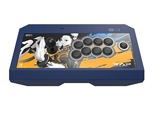 Joystick Real Arcade Pro.V Hayabusa, Edición Street Fighter II (PC / Switch)