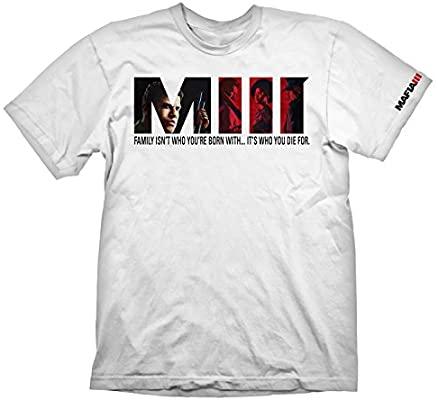 PRODUCTO PLUS Mafia 3 T-Shirt Family, XL [Importación Alemana]