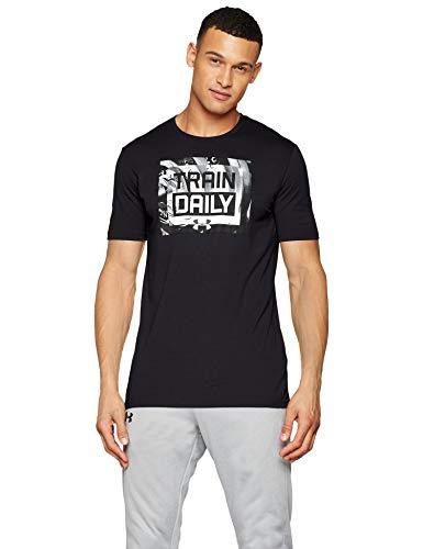 TALLA XL - Under Armour Mfo Train Daily SS Camiseta, Hombre