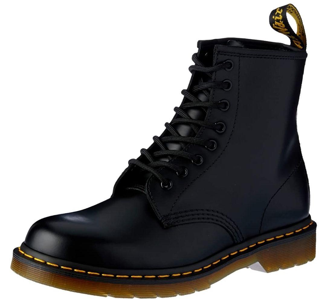 Dr.Martens 1460 botas militares negras. Talla 45