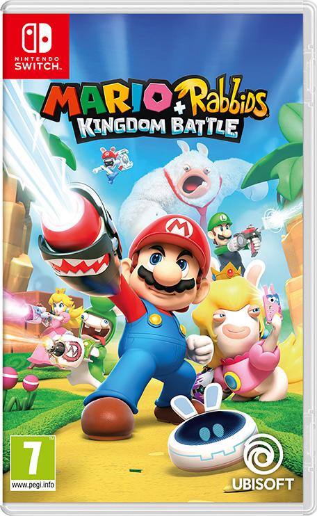 Mario + Rabbits Kingdom Battle para Nintendo switch