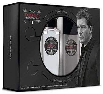 Pack Desodorante y Colonia de Antonio Banderas