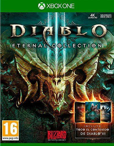 Bajada Diablo 3 con todos los dlc(Xbox y PS4(agotado))