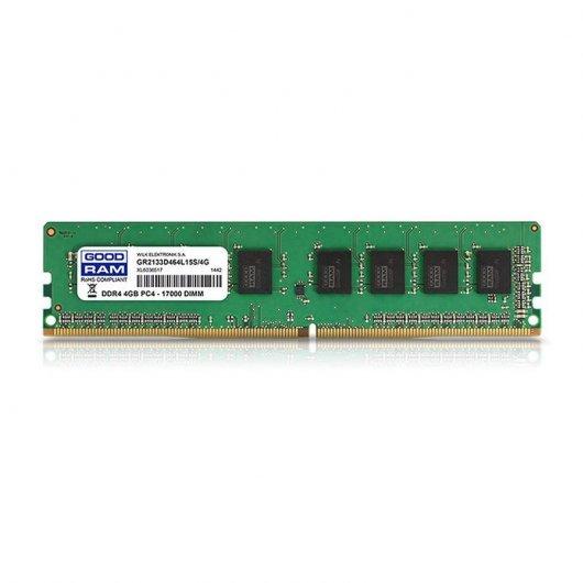 Memoria Ram DDR4 2133MHz 4GB CL15