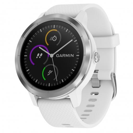 Smartwatch Garmin Vívoactive® 3 - Plata