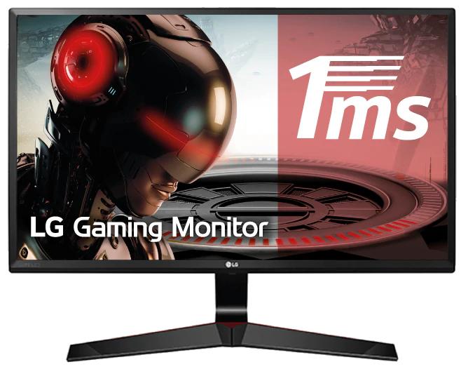 "LG 27MP59G-P - Monitor Gaming FHD de 68,6 cm (27"") con Panel IPS"