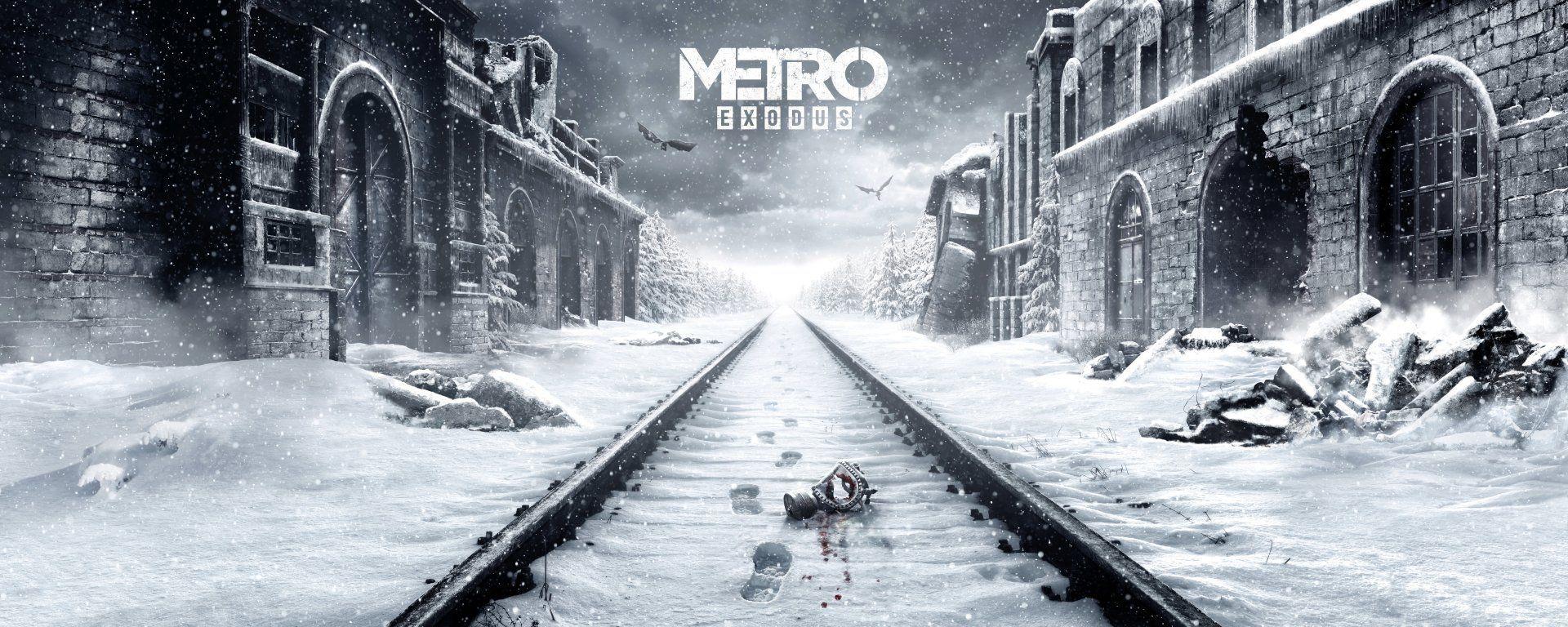 Metro Exodus (Standard Edition) Epic Games