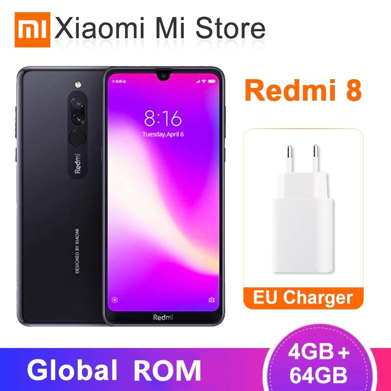 Xiaomi Redmi 8 4GB 64GB (ROM GLOBAL)
