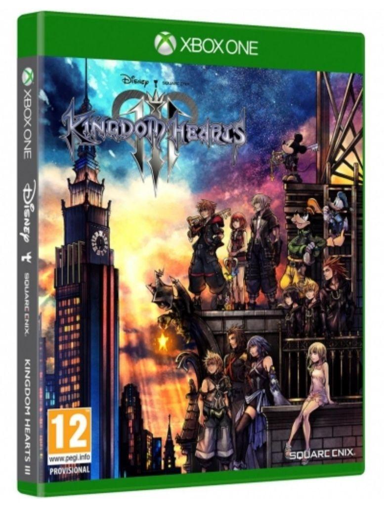Kingdom Hearts 3 para Xbox One