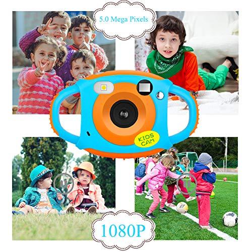 Cámara para niños 1080 HD