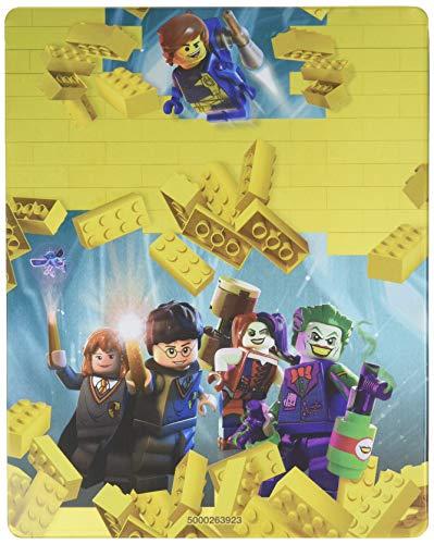 Steelbook Lego Games (PS4 y Xbox One) Producto plus