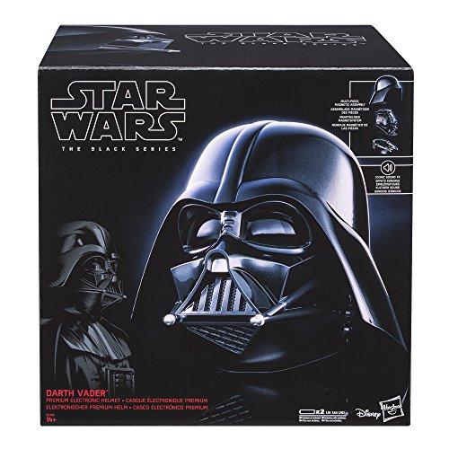Casco Star Wars para niño, color gris