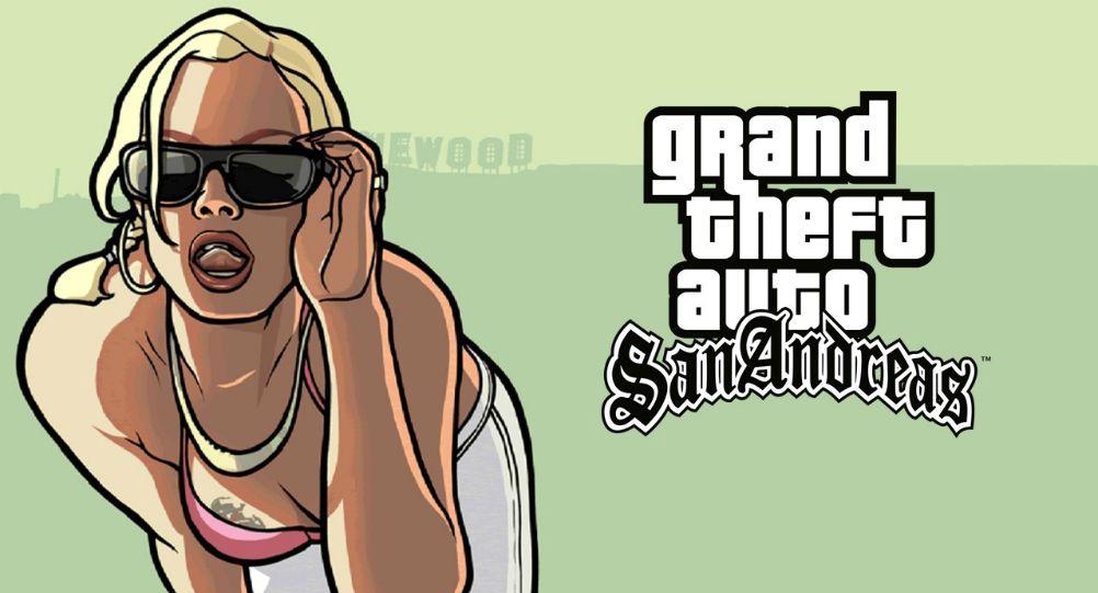 GTA San Andreas para PC en Rockstar Launcher (Steam a 3,49€)