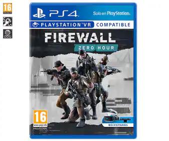 Firewall: Zero Hour PS4