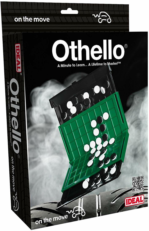 Juego Othello, reaco muy bueno.