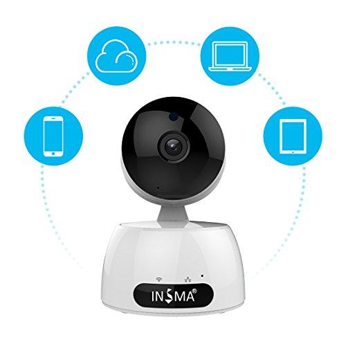 Cámara de vigilancia 1080p con Alexa