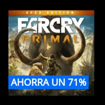 Far Cry Primal Apex Edition para PS4