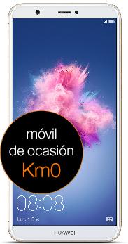 Huawei P smart dorado Km0 - Página orange
