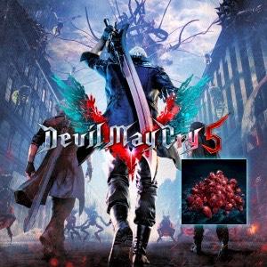 Devil May Cry 5 (edición orbe roja)