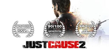 Just Cause 2 (Steam) por solo 1,49€