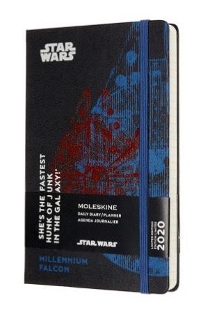 Agenda edición limitada STAR WARS