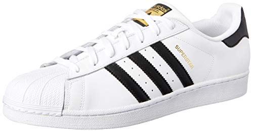 adidas Superstar, Zapatillas de Deporte Unisex Adulto Talla 36 2/3EU, 37 2/3EU y 44EU