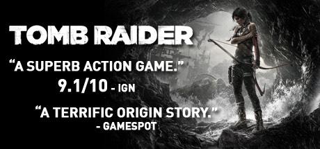Tomb Raider (Steam) por 2,99€ y GOTY por 4,49€