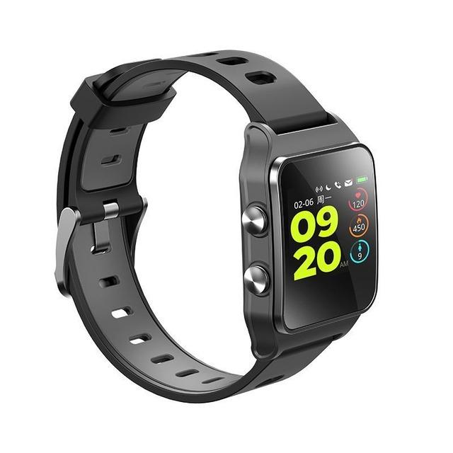 Smartwatch Leotec Swim Swolf con GPS real y pulsómetro a precio mínimo.