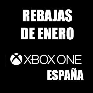 XBOX: +1000 juegos hasta 85% (Rebajas de Enero)